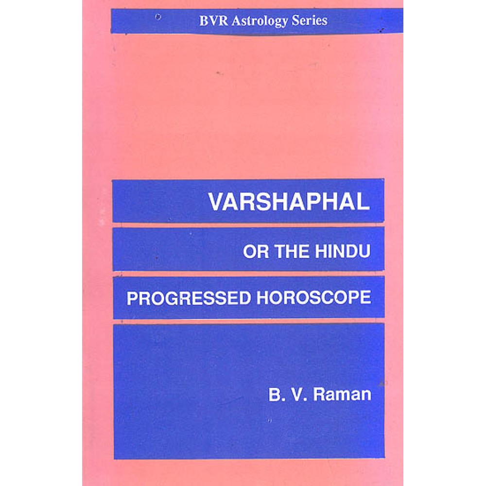 varshphal or the hindu progressed horoscope
