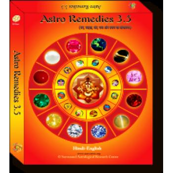 Astro Remedies 3.5 (Compatible with Xp, Vista, Win 7)